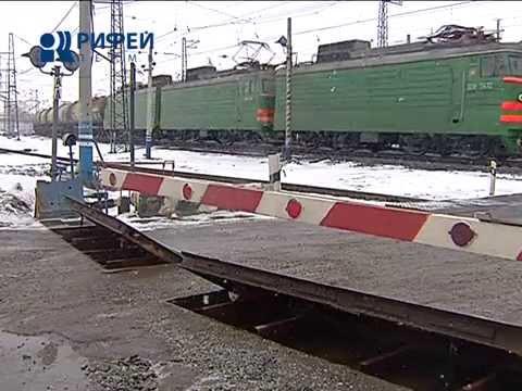 ГАЗЕЛЬ НАРУШАЕТ ПДД.Ж/Д ПЕРЕЕЗД.Проезд на красный.