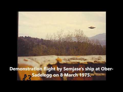 All the Photo Evidence of Billy Meier Case