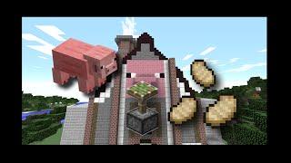 The Porkchop Factory (Minecraft Mini-Movie)