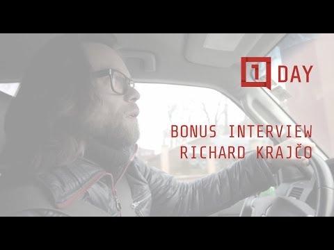 Bonus interview: RICHARD KRAJČO (Kryštof)