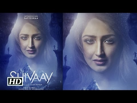 Watch! First look of Sayeesha from Ajay...