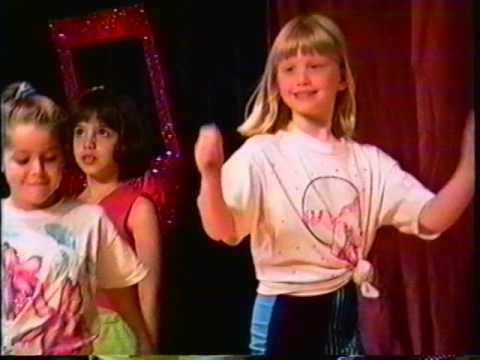 Crim School Talent Show 1993 051493