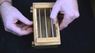 Jail Cell Secret Lock Puzzle Box.wmv