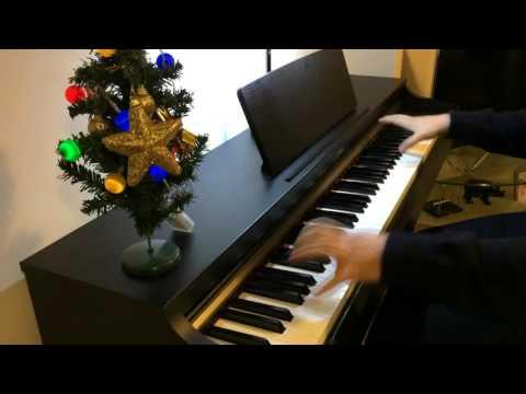 Original piano arrangement - Jingle bells, op. 39 (Digital piano)