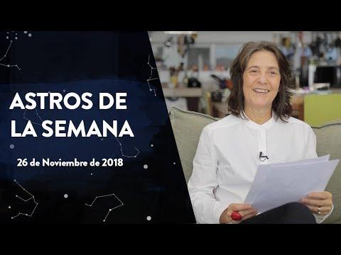 Astros de la Semana - 26 de Noviembre de 2018