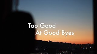 Video Sam Smith - Too Good At Goodbyes ( cover by J.Fla ) download MP3, 3GP, MP4, WEBM, AVI, FLV Oktober 2017