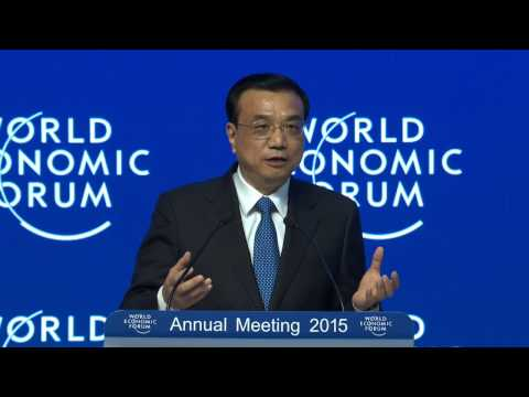 Davos 2015 - The Global Impact of China's Economic Transformation