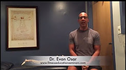 Exercises for clients with chronic low back pain with Dr. Evan Osar