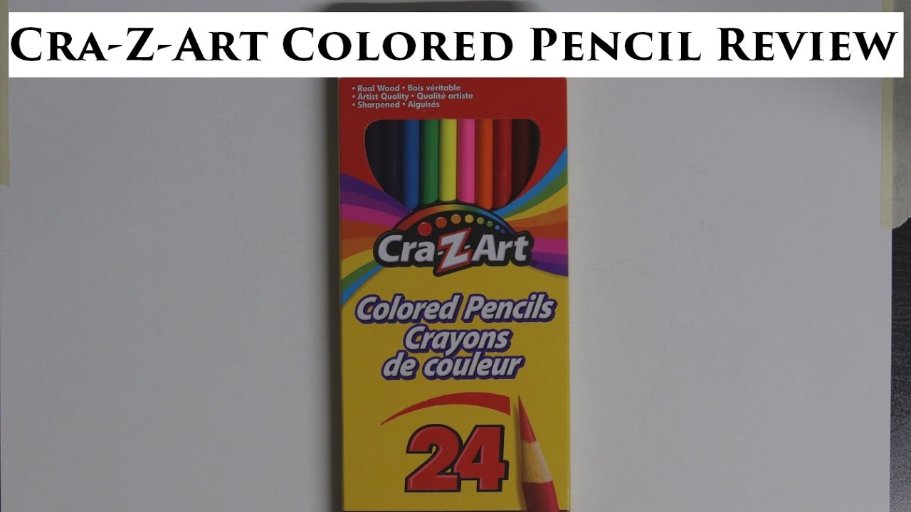 Cra-Z-art Colored Pencils 12 Count 2 pack