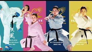 HAYATE - Mitsuboshi's next-generation Karate Wear