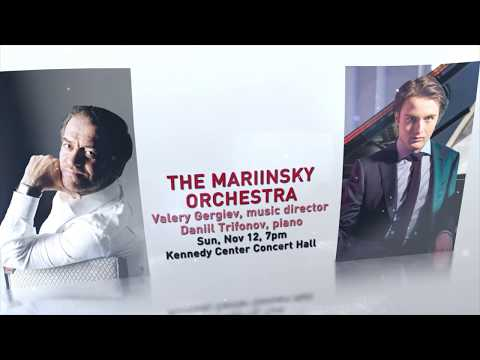 Washington Performing Arts presents The Mariinsky Orchestra