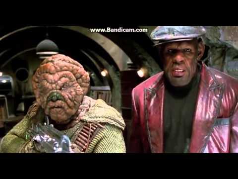 Men in Black 2  Alien Fight