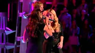 Cassadee, Terry and Kelly Clarkson   Catch My Breath    The Voice   YouTube