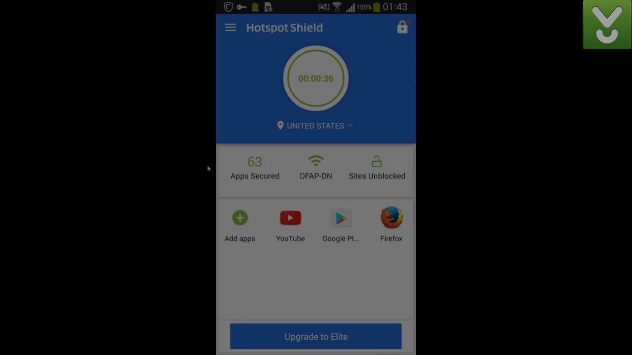 Hotspot Shield Free VPN Proxy - Secure your connection - Download Video  Previews