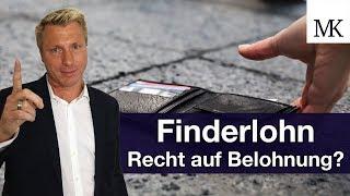 Finderlohn - Wie viel für gefundene Brieftasche und Co.? #FragMingers