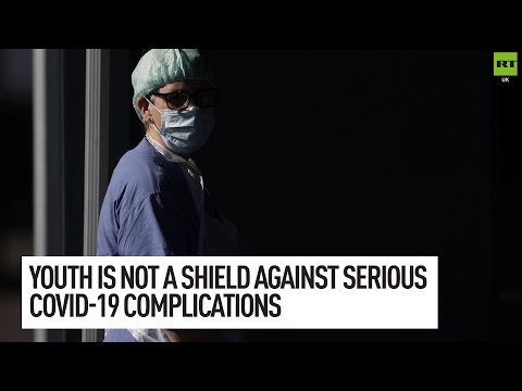 Youth Is Not A Shield Against Serious COVID-19 Complications