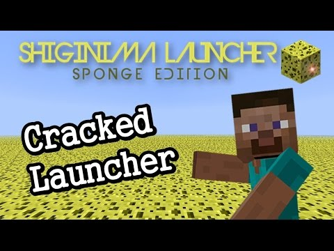 Minecraft Crack 1.11.6 Shiginima launcher 2017 (MediaFire) (Updatable)