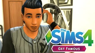 FAME AND FORTUNE - The Sims 4: Get Famous | Episode 1