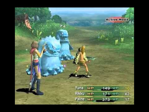 PS2 Longplay [069] Final Fantasy X-2 (part 1 of 9)