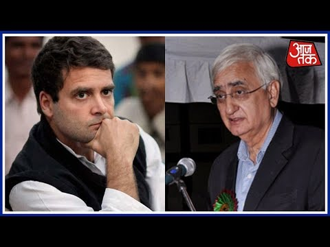 Salman Khurshid's Admission Leaves Congress In Chaos; Is Congress' Hand Blood Stained? | Halla Bol