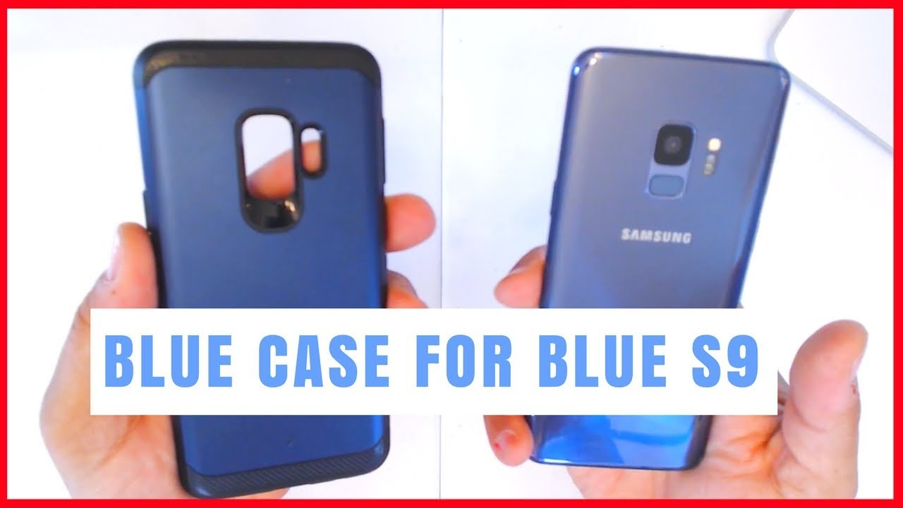 newest 83006 c49a7 Case for Samsung S9 - Caseology Legion Series - Midnight Blue