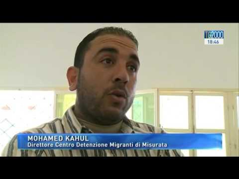 Reportage: le storie di chi vive dentro un centro di detenzione a Misurata, in Libia
