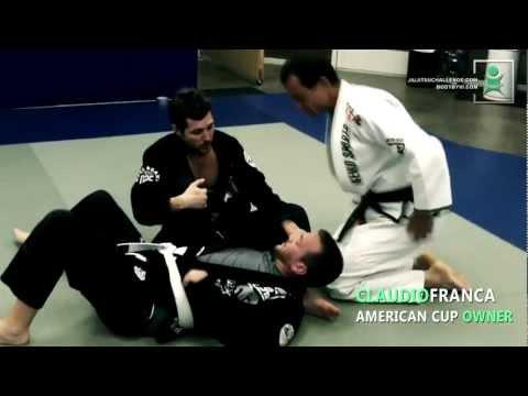 The 90 Day Jiu Jitsu Challenge - Episode 5 w Marcus Vinicius