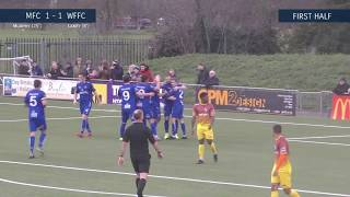 Margate Football Club Vs Wingate & Finchley Highlights