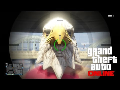 GTA 5 Independence Day DLC - NEW Assassination Missions - GTA 5 Online Assassinations