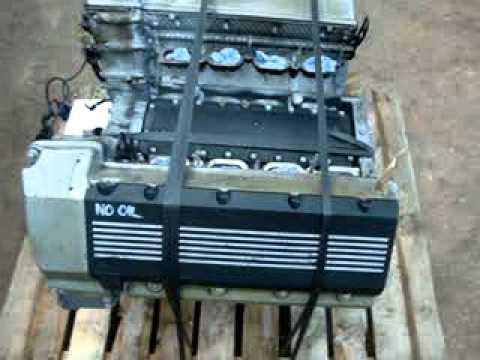 BMW X5 4 4 Petrol V8 engine 002  YouTube
