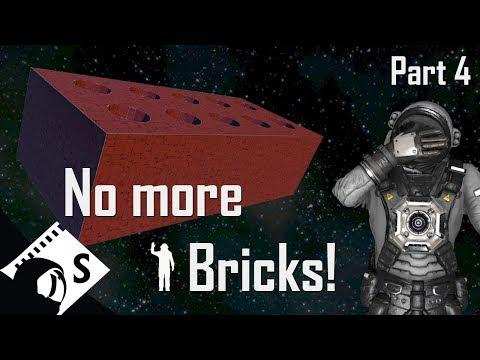 Space Engineers Tutorial: Large Ship Design Part 4 (Survival design tutorial series)
