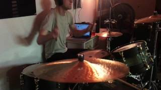 Converge - I Can Tell You About Pain (drum cover)