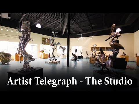 Artist Telegraph, Welcome to the Studio
