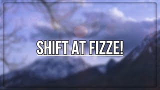 SHIFT AT FIZZE! (I'M GETTING PROMOTED?!?!) | ROBLOX
