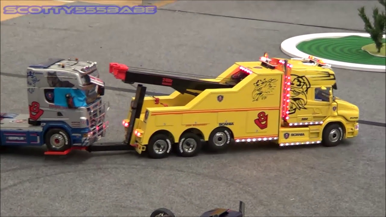 Rc Trucks Leyland January 2017 Part 1 Amazing