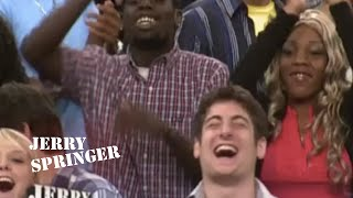 Jerry Springer Official - Prostitute Demands Payment ON THE SHOW!