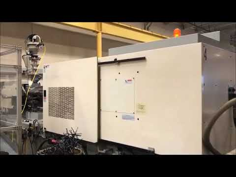400 Ton Toyo Injection Molding Machine