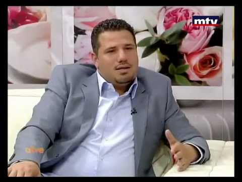 Mr. Abbas Al-hassanieh Interviewed on MTV Lebanon