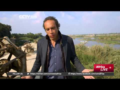 The Nile Series: Pollution in the Nile