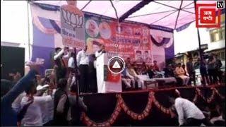 LIVE :बर्फीले Bharmaur में vote मांग रहे Jairam