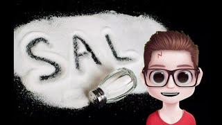 Sonhar com sal qual significado , vários significados