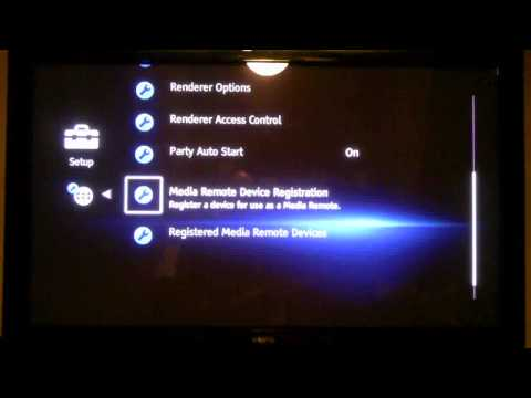 Sony BDP-BX58 Blu-Ray Network Player Feature Review including Media Remote set up.