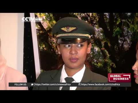 Ethiopian Airlines Launches Its First All Female Flight Crew