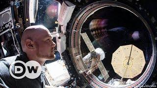 ISS astronotları Dünya'ya geri döndü - DW Türkçe