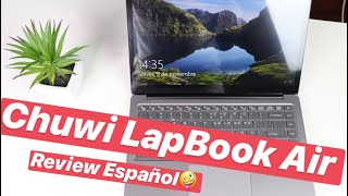 CHUWI LapBook Air portátil Ultrafino BARATO 14 pulgadas y 8 GB de RAM Vale la pena   REVIEW ESPAÑOL