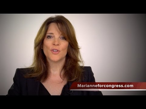 Marianne Williamson on Spirituality and Politics - District 33
