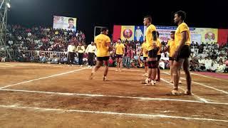 Kolhapur VS Pune Final Match In Karad ( 5 5 ) Ride