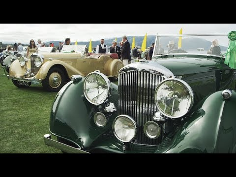 Bentley's 100th Anniversary: Past, Present, and Future