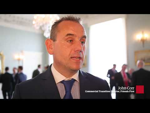 Friends First's John Corr talks the emerging trend of robo investment