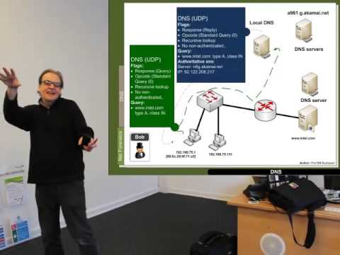 Network Forensics: Bill's Lecture 29 Jan 2015